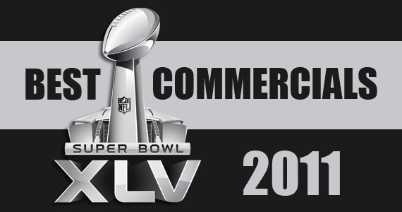 "... — ""The Best Part"" — Best SUPER BOWL COMMERCIALS of 2011"
